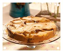 Marilan Cake with Pear