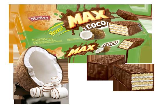 MAX 126g coco