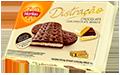Chocolate with White Chocolate